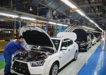 افزایش 16 هزار دستگاه تولید ایران خودرو در آبان