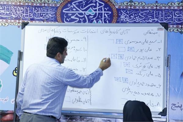 انتخابات هیأت مدیره و بازرسی مؤسسات و تشکل های مردمی قرآن و عترت خوزستان برگزار شد