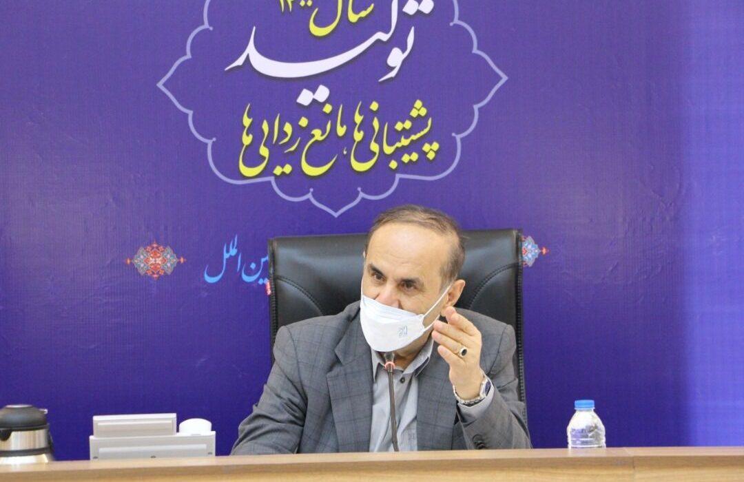 آب شرب ۷۰۲ روستای خوزستان تا پایان امسال تامین می شود