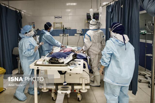 دلتا در حال غلبه بر خوزستان / بالاترین سطح بستری در بیمارستانها