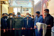 همزمان دو مرکز تجمیعی واکسیناسیون حضرت سیدالشهدا (ع) و شهید حسین معماری افتتاح شد