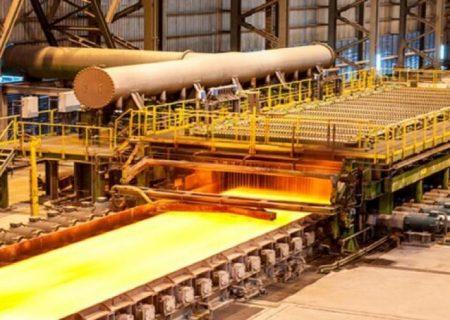 زنجیره تولید محصولات فولاد اکسین خوزستان تکمیل میشود