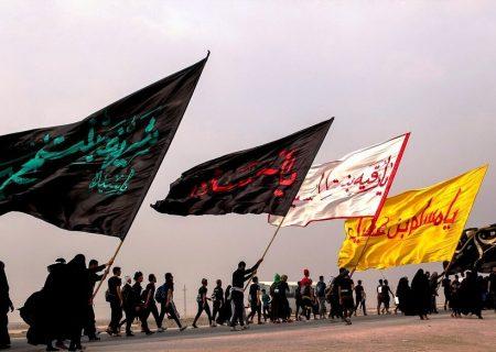موکب داران خوزستان از طریق هوایی به عتبات عالیات مشرف میشوند