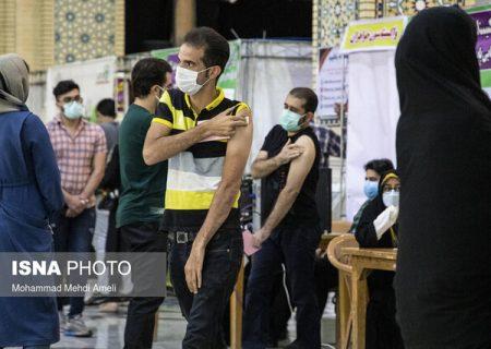 ۲۵ درصد جمعیت هدف خوزستان دو دوز واکسن را دریافت کردهاند