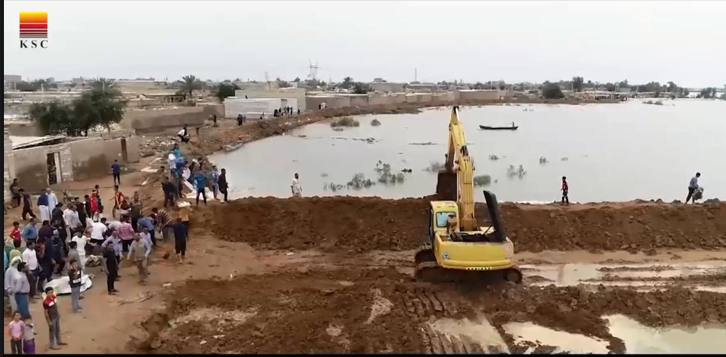 مستند مسئولیت های اجتماعی شرکت فولاد خوزستان ۱۴۰۰(عربی)