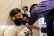 بیش از ۵۰ درصد دانش آموزان ۱۲ تا ۱۷ سال خوزستان واکسینه شدند