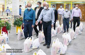 ۲۰۰۰ بسته معیشتی اهدایی مناطق نفتخیز جنوب به زلزلهزدگان اندیکا اهدا میشود
