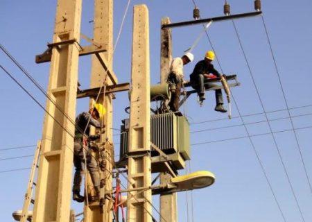 تقویت شبکه برق جنوب غرب اهواز با نصب ۲۸ دستگاه ترانس