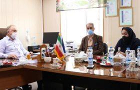 جلسه بهداشت و درمان صنعت نفت با مدیران نفت و گاز گچساران